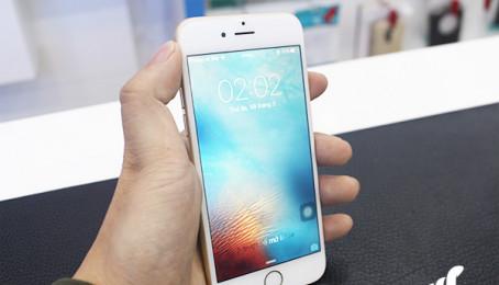 iPhone 6s cũ giá chỉ bằng 2/3 máy mới