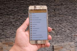 Samsung Galaxy C5: smatphone kim loại nguyên khối đúng nghĩa