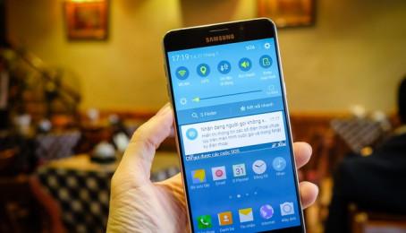 Có nên mua Samsung Galaxy A9 2016