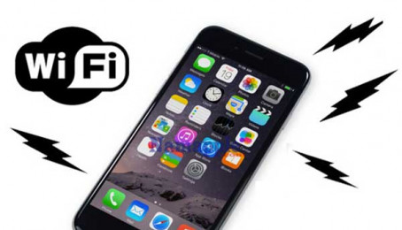 iPhone 7, 7 Plus bắt wifi kém