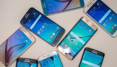 """Samsung S6/ S6 Edge giảm giá sâu vào dịp đầu năm 2017 để """"xả hàng"""""""