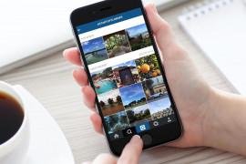 iPhone và layout instagram làm nên điều gì