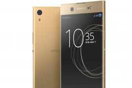 Sony Xperia XA1, sản phẩm cạnh tranh với Galaxy J7 Prime và Oppo F1s