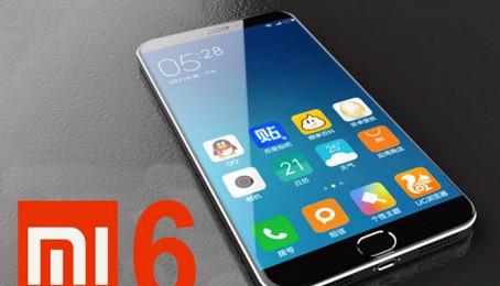 Xiaomi Mi 6 Đen bóng kèm theo Camera kép