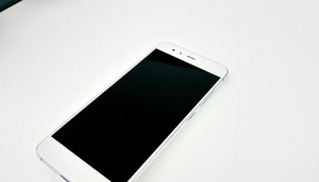 Xiaomi Mi 6 cận cảnh sắc màu