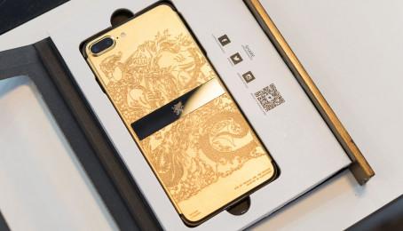 iPhone 7 Plus Vesion Thánh George và Con Rồng của Mobiado