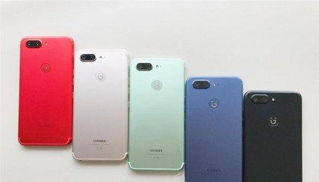 Gionee camera kép 20MP + 8MP ý đồ đánh bật iPhone 7 Plus