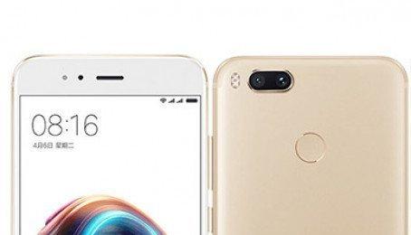 Trên tay Xiaomi Mi 5X: Camera kép xóa phông như 7 Plus