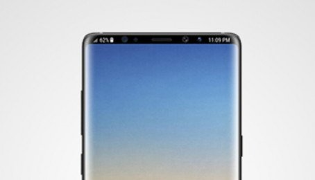 Samsung Galaxy Note 9 sẽ đi đầu với cảm biến vân tay dưới màn hình