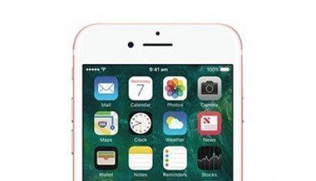 Loa iPhone 7 bên to bên nhỏ
