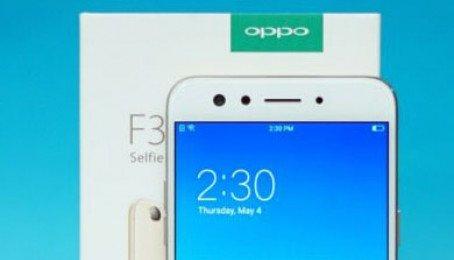 Oppo F5 phiên bản RAM 6 GB chính thức cho đặt hàng trước tại Ấn Độ