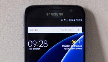 Samsung Galaxy S7 có chống nước không