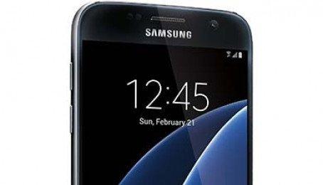 Samsung Galaxy S7 có màn hình cong không ?