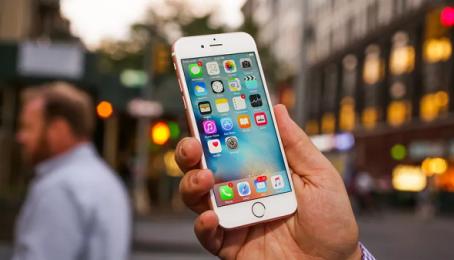 Nguyên nhân và biện pháp xử lý khi màn hình iphone 6,6s,6 Plus bị đơ