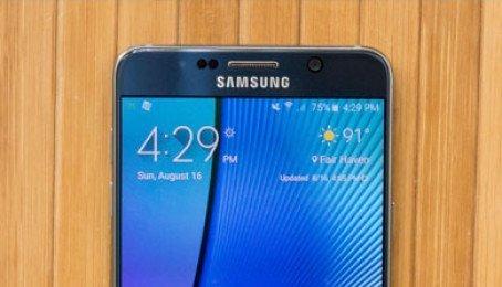 Samsung Galaxy Note 5 có mấy SIM ?