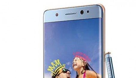 9 lý do tôi chọn Samsung Galaxy Note FE làm smartphone kế tiếp của mình.