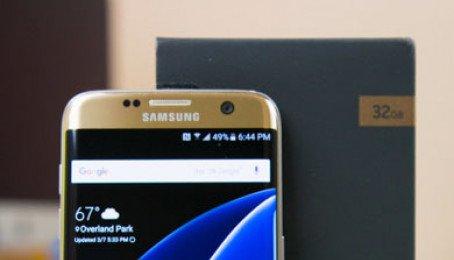 Samsung Galaxy S7 Edge có mấy loại ?