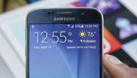 Samsung Galaxy S6 có cảm ứng vân tay không?