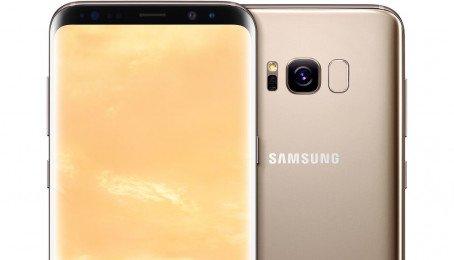 Samsung Galaxy S8 có bao nhiêu màu ?