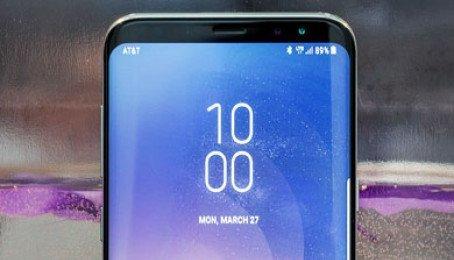 Samsung Galaxy S8 có mấy màu?