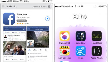 Những ứng dụng hay bạn nên biết dành cho iPhone 6