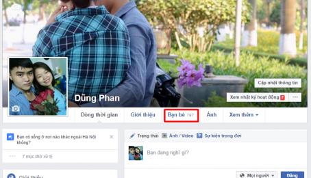 Hướng dẫn cách tắt thông báo kết bạn trên Newfeed Facebook