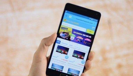 Đánh giá chi tiết Lenovo Vibe P1: Điện thoại thông minh, pin trâu