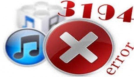 Hướng dẫn khắc phục iPad lỗi 3194 khi hạ cấp Firmware