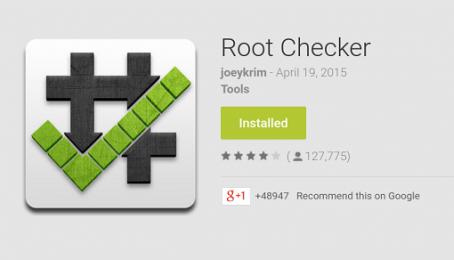 Làm sao để kiểm tra thiết bị Android đã Root hay chưa bằng ứng dụng Root checker