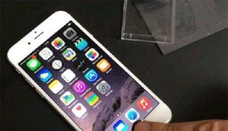 Điện thoại iPhone không nhận vân tay, không thêm được vân tay