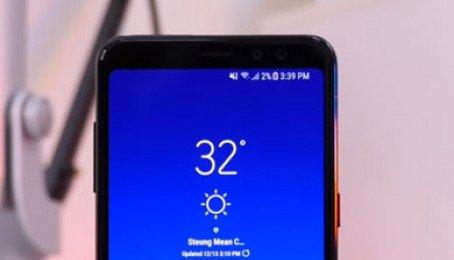Máy Samsung Galaxy A8 (2018), A8 Plus (2018)