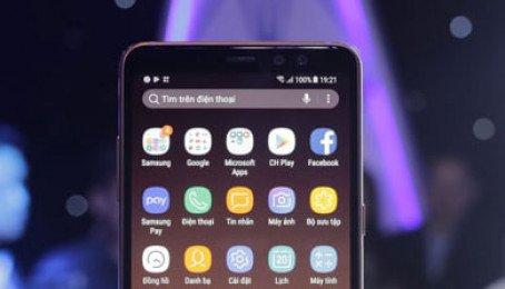 Đánh giá Samsung Galaxy A8 (2018), A8 Plus (2018) tinhte