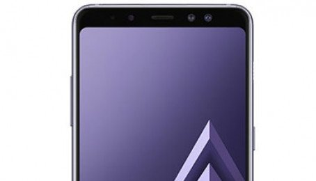 Samsung Galaxy A8 (2018), A8 Plus (2018) đen