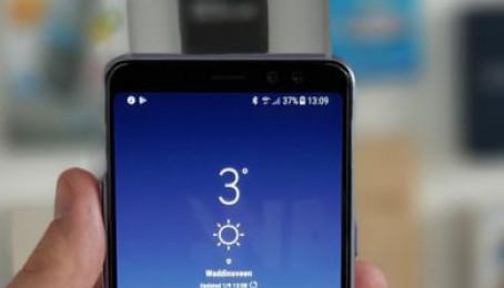 Ảnh chụp từ Samsung Galaxy A8 2018, A8 Plus 2018