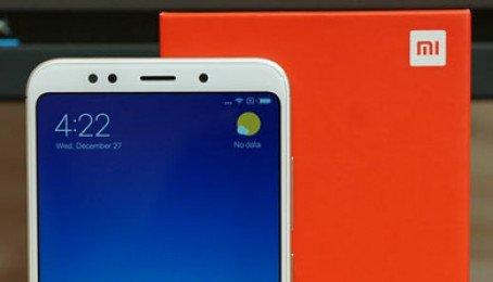 Mua Xiaomi Redmi 5, 5 Plus, Note 5A Võ Chí Công, Bưng Ông Thoàn, Liên Phường