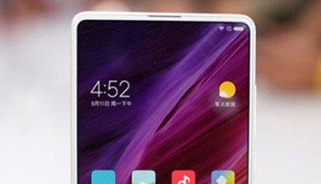 Xiaomi Mi Mix 2s sẽ sử dụng thao tác cử chỉ như iPhone X