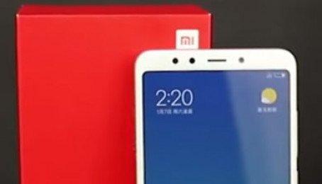 Mua Xiaomi Redmi 5, Redmi 5 Plus trả góp Quận 4, Quận 5, Quận 6 TP HCM, Sài Gòn