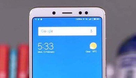 Thay vỏ Xiaomi Redmi Note 5, Note 5 Pro