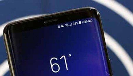 Samsung Galaxy S9, S9 Plus có chống nước không?