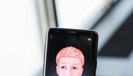 Lỗi bóng mờ trên Samsung Galaxy S9, S9 Plus