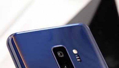 Lỗi cảm biến vân tay Samsung Galaxy S9, S9 Plus