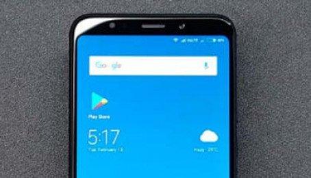 Xiaomi Redmi Note 5, Note 5 Pro đen