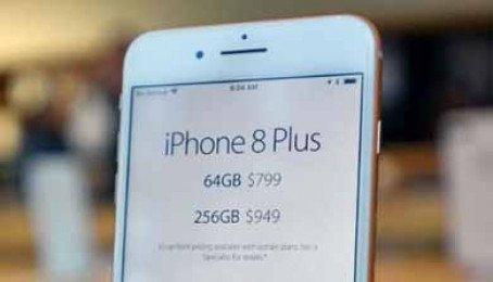Mua iPhone 8, 8 Plus Bà Triệu, Trưng Nhị, Hà Đông - Hà Nội