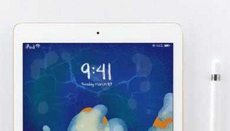 Thay màn hình Apple iPad 9.7 (2018) uy tín, giá rẻ?