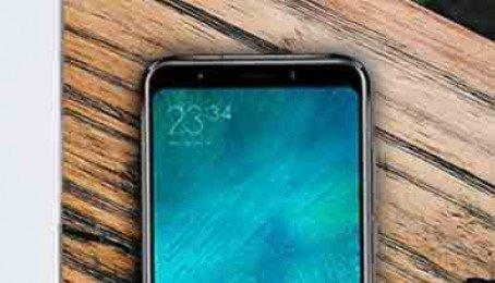 Xiaomi Mi 6x (Mi A2) đen nhám