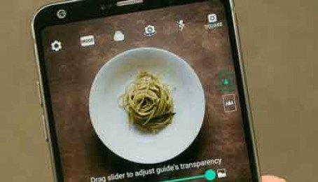 Hướng dẫn cách kiểm tra màn hình LG G6 zin, chính xác