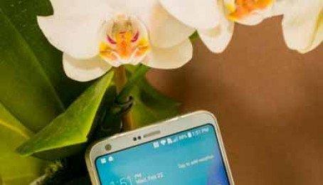 Mở hộp trên tay LG G6