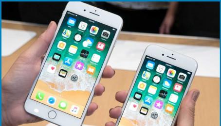 Lỗi thường gặp trên iPhone 8, 8 Plus cũ