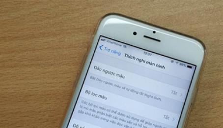 Hướng dẫn cách bật, tắt độ sáng tự động màn hình iPhone