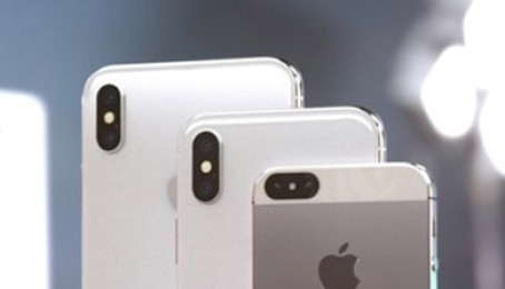 So sánh iPhone SE 2 với iPhone X